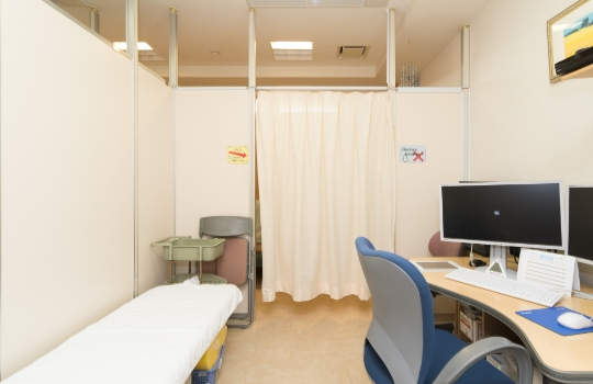 診察室・診察風景イメージ